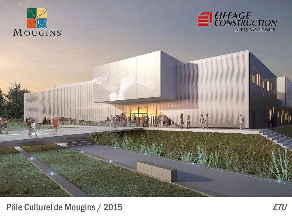 Client : Eiffage Construction Alpes-Maritimes