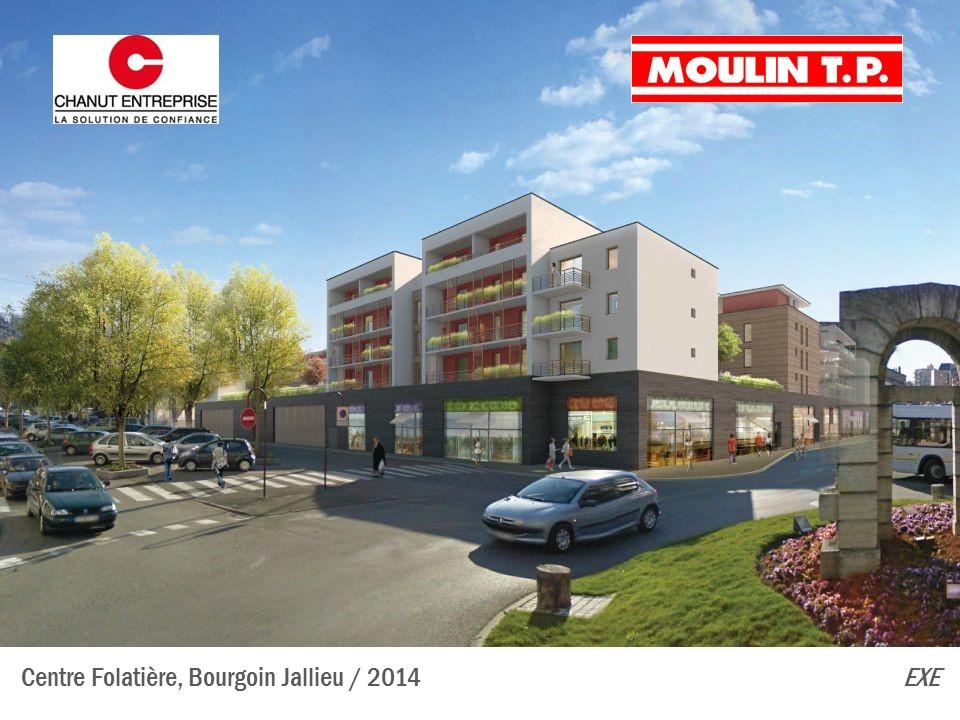 Client : Chanut Entreprise / Moulin T.P.