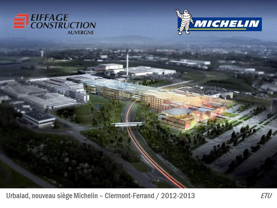 Client : Eiffage Construction Auvergne