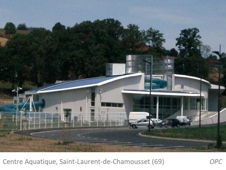 Client : Communauté de Communes de Saint-Laurent-de-Chamousset