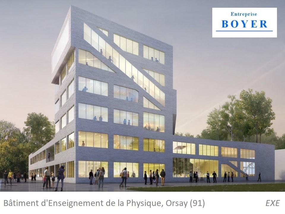 Client : Entreprise Boyer