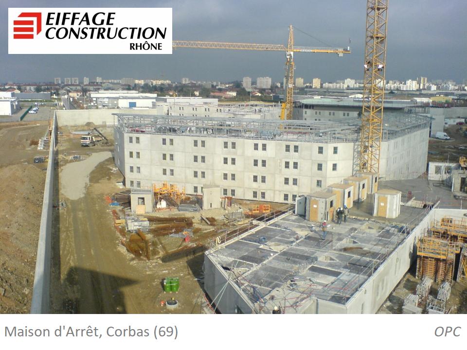 Client : Eiffage Construction Rhône