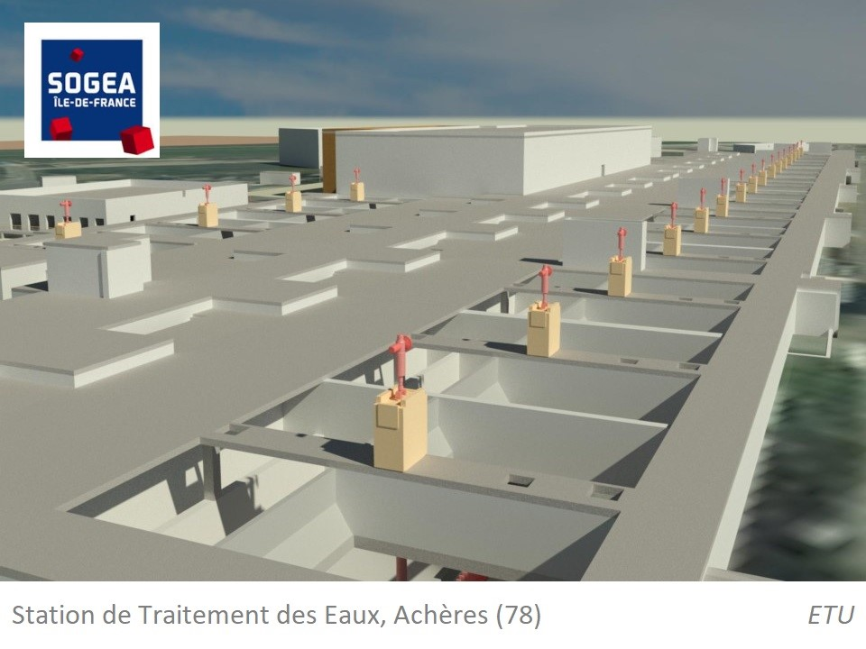 Client : Sogea Ile-de-France