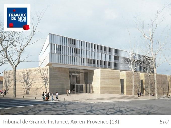 Client : Travaux du Midi Provence