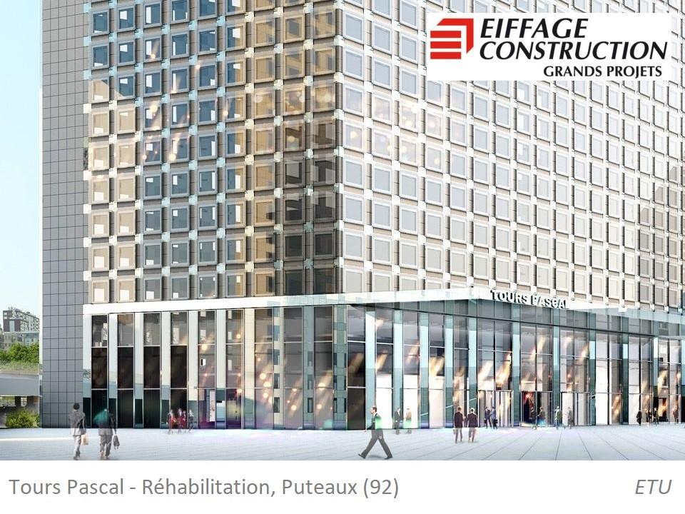 Client : Eiffage Construction Grands Projets